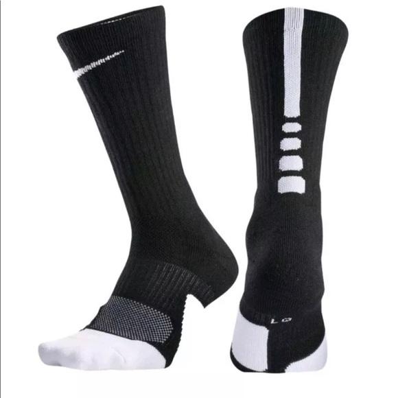 big sale 29cab b4f58 Nike Elite Basketball Socks. NWT